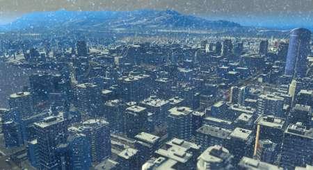 Cities Skylines Snowfall 7