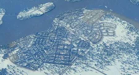 Cities Skylines Snowfall 8