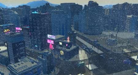 Cities Skylines Snowfall 9