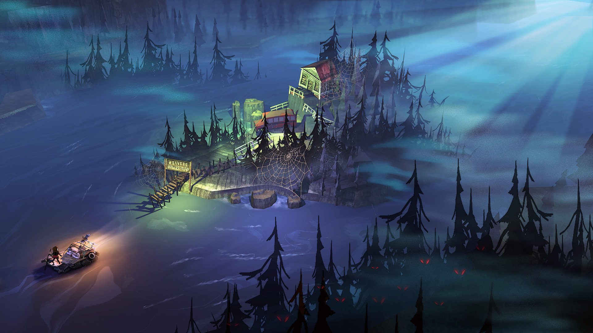 The Flame in the Flood 6