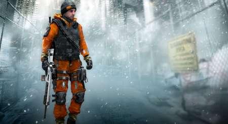Tom Clancys The Division Hazmat gear set 1