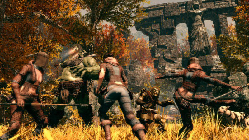 Of Orcs and Men 1