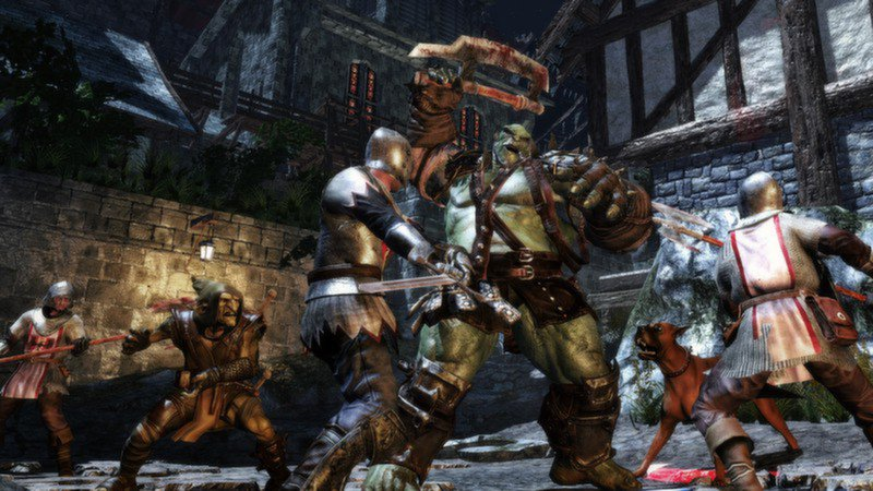 Of Orcs and Men 3