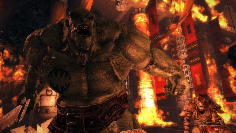 Of Orcs and Men 4
