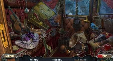 Bezhlavý jezdec Legenda ze Sleepy Hollow 1