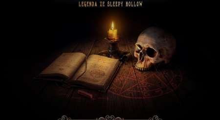 Bezhlavý jezdec Legenda ze Sleepy Hollow 5