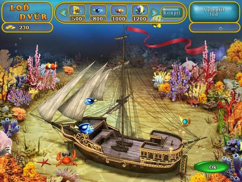 Kouzelný mořský svět 2 Okolo světa 5