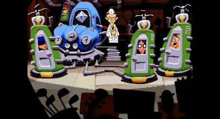 Day of the Tentacle Remastered 1
