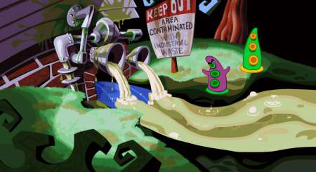 Day of the Tentacle Remastered 5