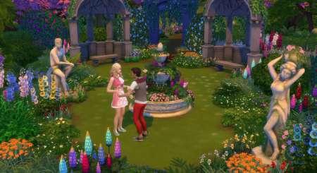 The Sims 4 Romantická zahrada 1