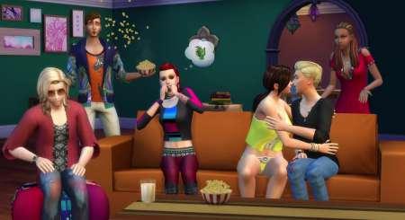 The Sims 4 Domácí kino 2