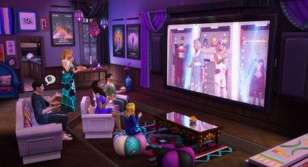 The Sims 4 Domácí kino 3
