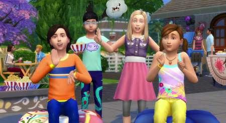 The Sims 4 Domácí kino 4
