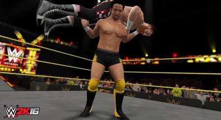 WWE 2K16 2