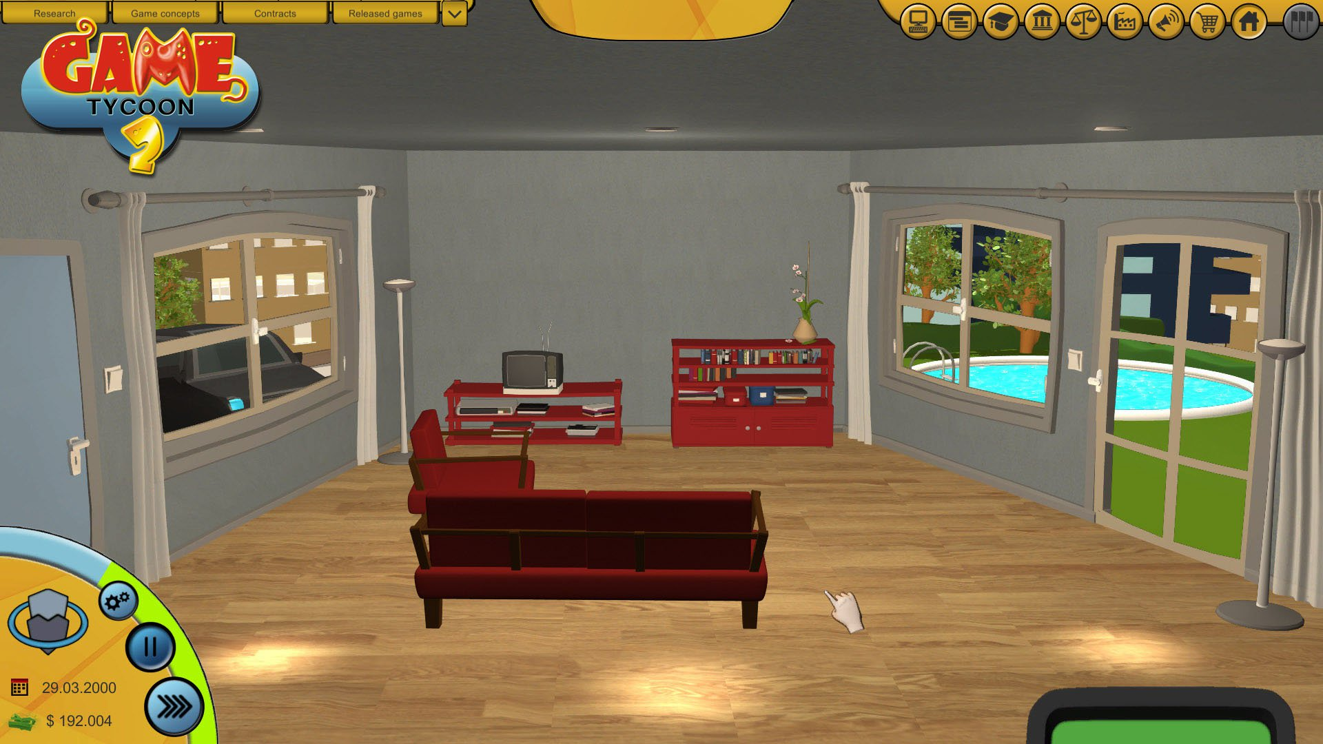 Game Tycoon 2 14