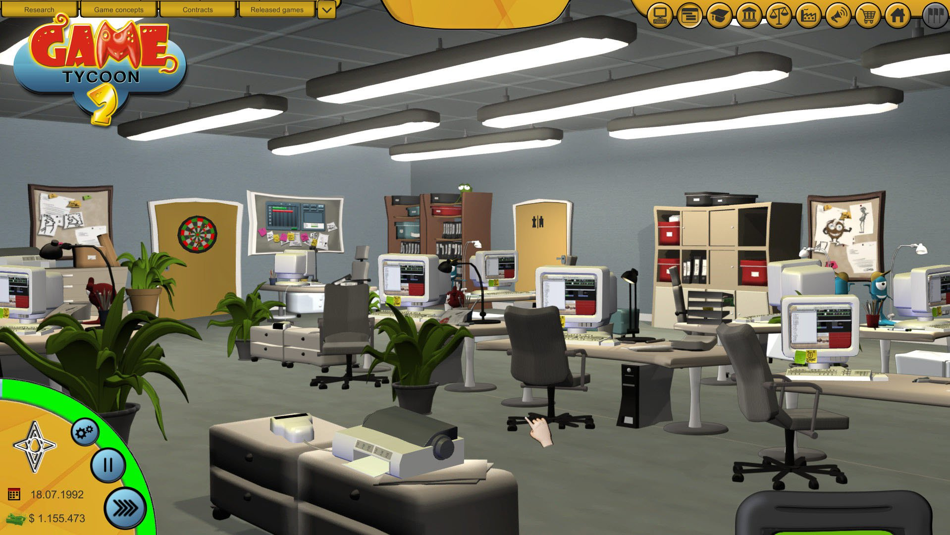 Game Tycoon 2 16