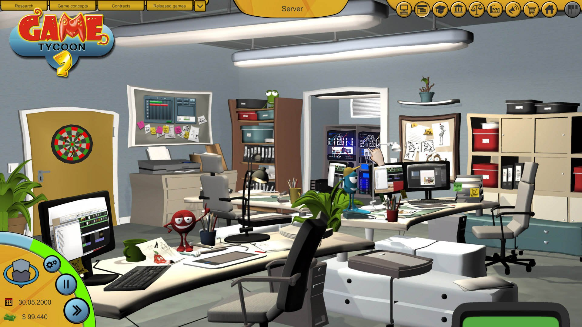 Game Tycoon 2 3