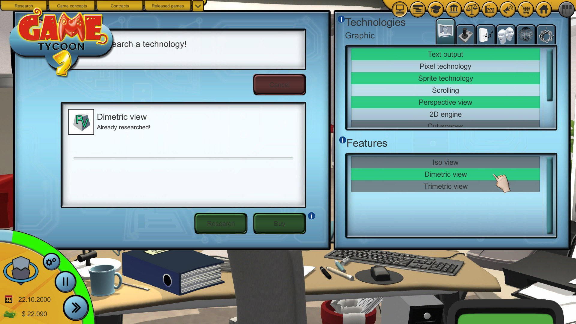 Game Tycoon 2 8