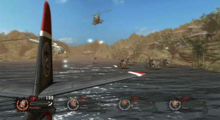 The Expendables 2 Videogame 2695