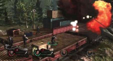 The Expendables 2 Videogame 2698