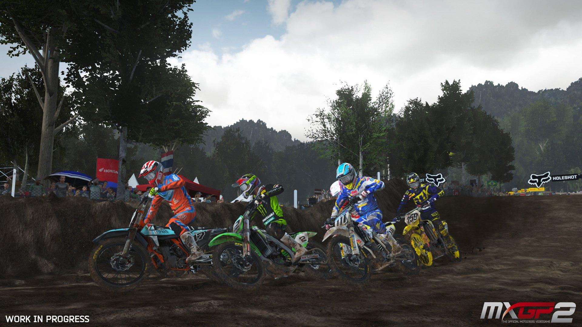 MXGP2 The Official Motocross Videogame 12
