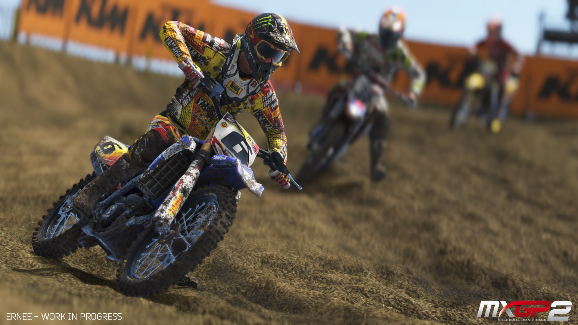 MXGP2 The Official Motocross Videogame 16