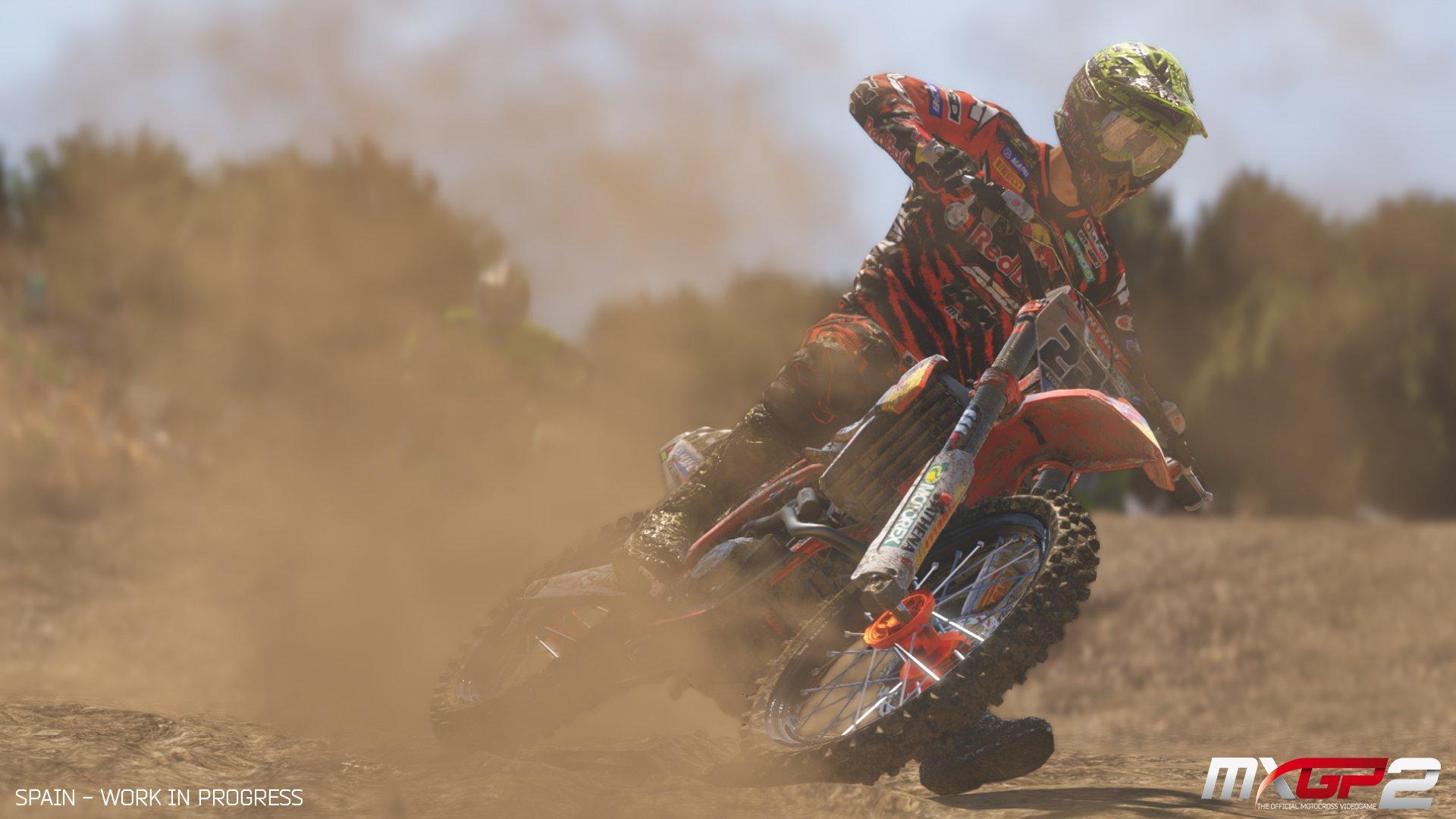 MXGP2 The Official Motocross Videogame 8