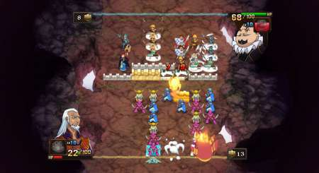 Might and Magic Clash of Heroes + I Am the Boss DLC 4
