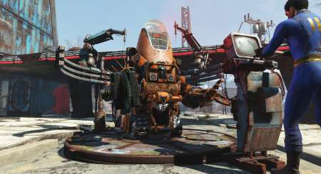 Fallout 4 Automatron 4
