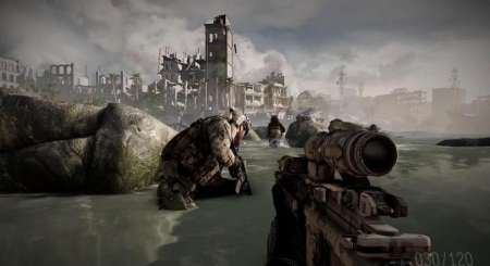 Medal of Honor Warfighter SFOD-D Point Man DLC 2070