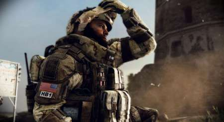Medal of Honor Warfighter SFOD-D Point Man DLC 703