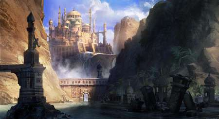 Prince of Persia The Forgotten Sands 5