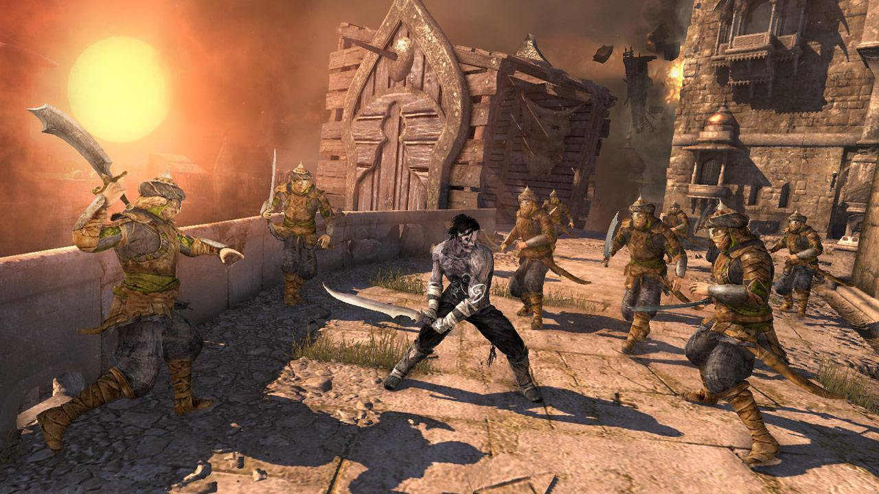 Prince of Persia The Forgotten Sands 6