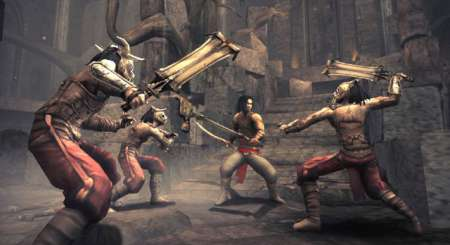 Prince of Persia Warrior Within 4