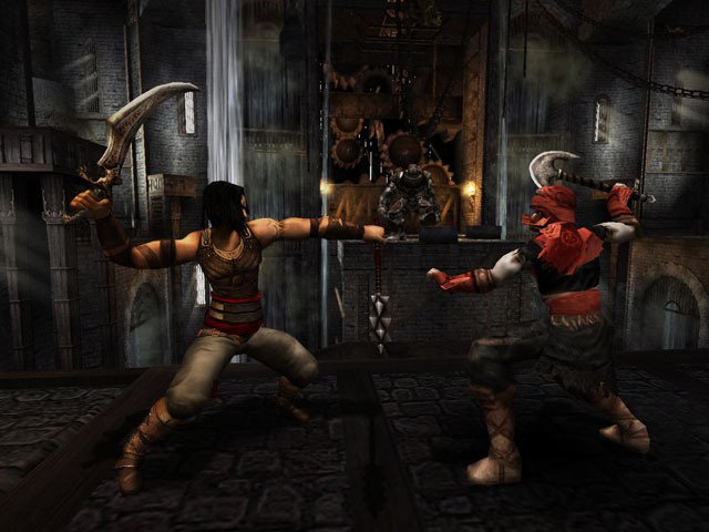 Prince of Persia Warrior Within 8
