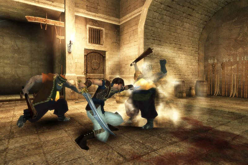 Prince of Persia The Sands of Time 7