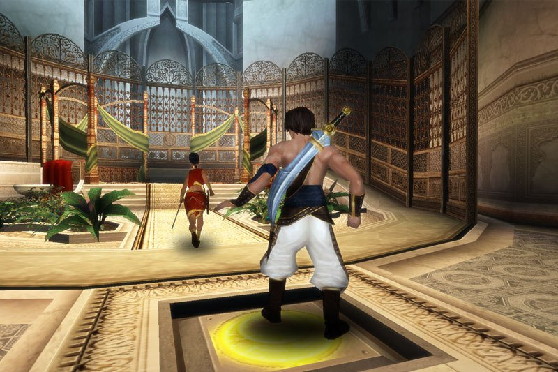 Prince of Persia The Sands of Time 8
