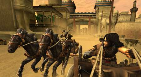 Prince of Persia The Two Thrones 4