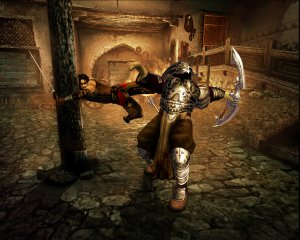 Prince of Persia The Two Thrones - náhled