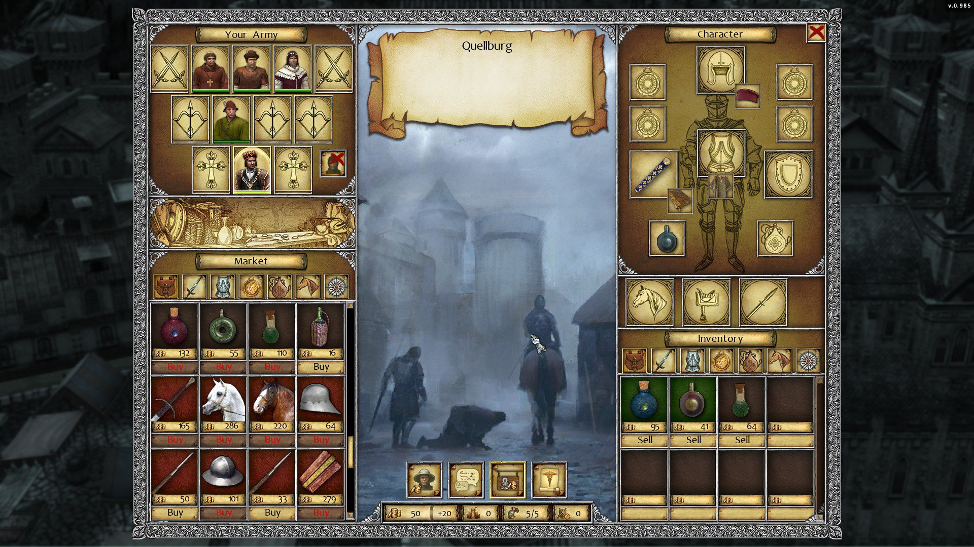 Legends of Eisenwald 14
