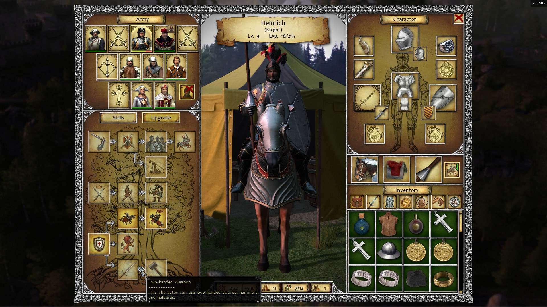 Legends of Eisenwald 6