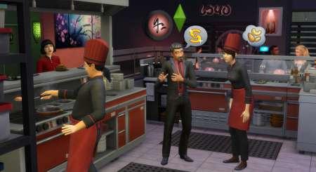 The Sims 4 Jdeme se najíst 2