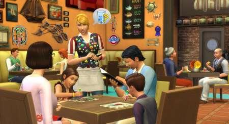 The Sims 4 Jdeme se najíst 3