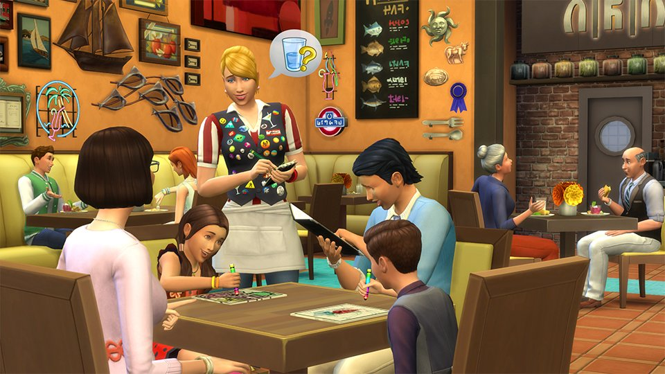The Sims 4 Bundle Pack 3 2