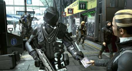 Deus Ex Mankind Divided 1