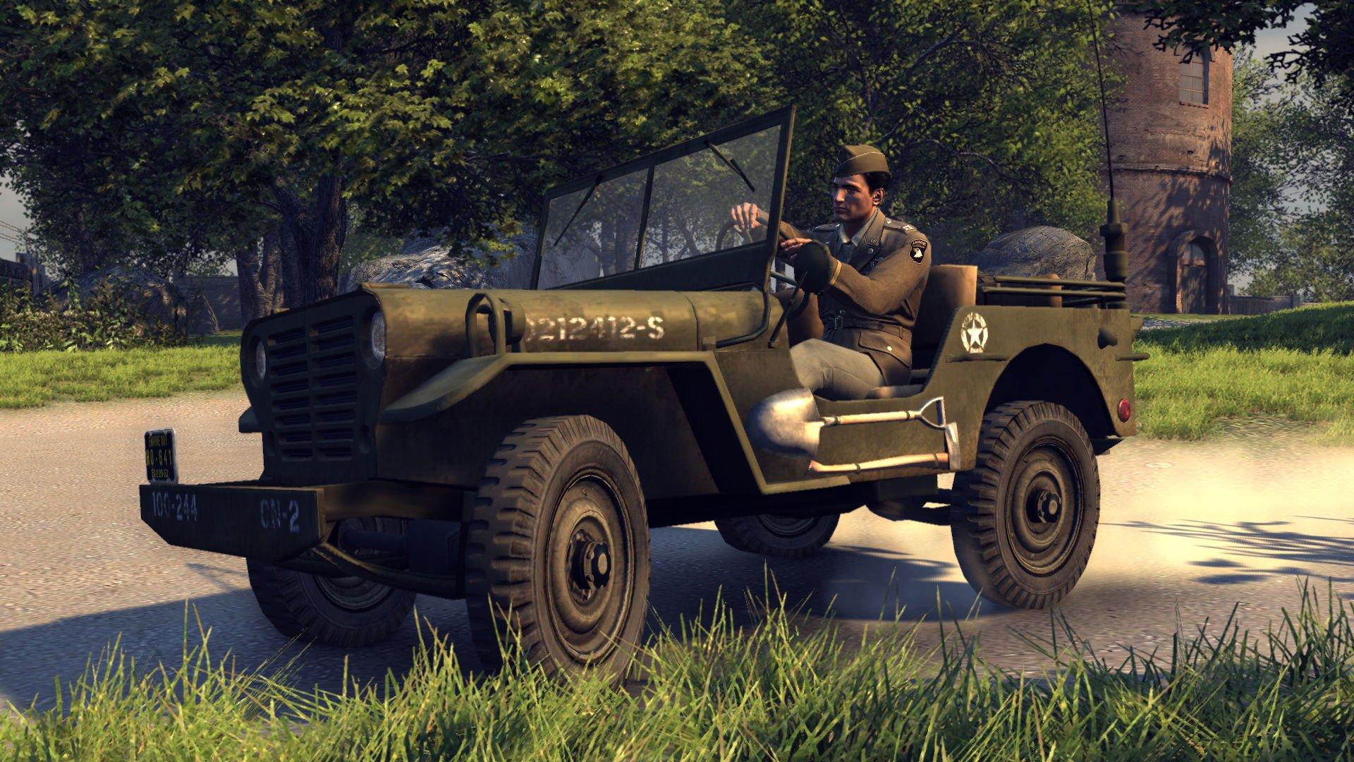 Mafia 2 DLC Pack War Hero 1
