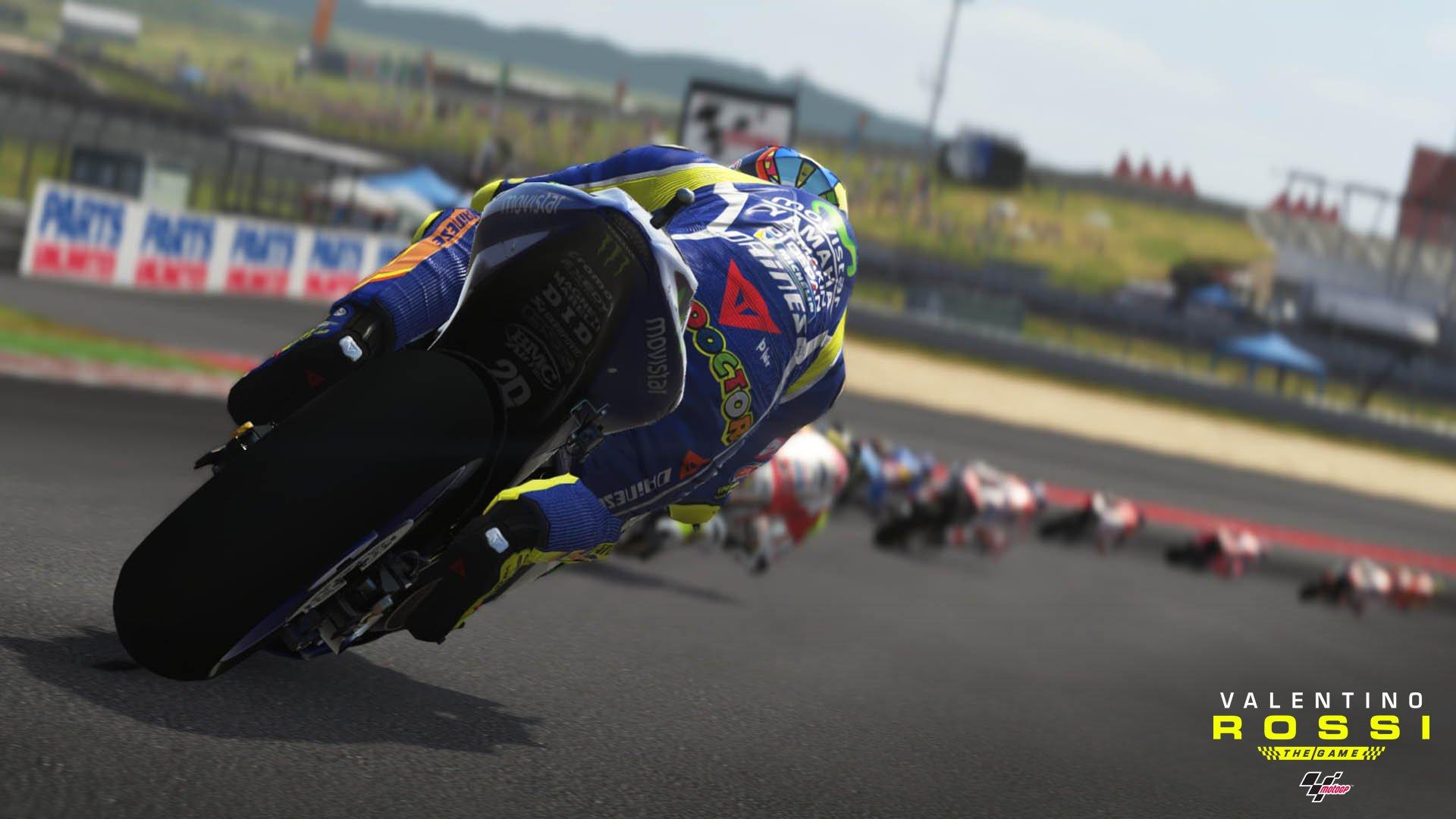 Valentino Rossi The Game 3