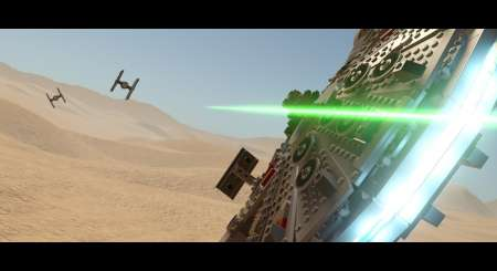 LEGO Star Wars The Force Awakens 4