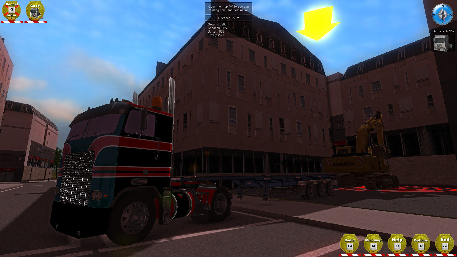 Heavy Weight Transport Simulator 3 8