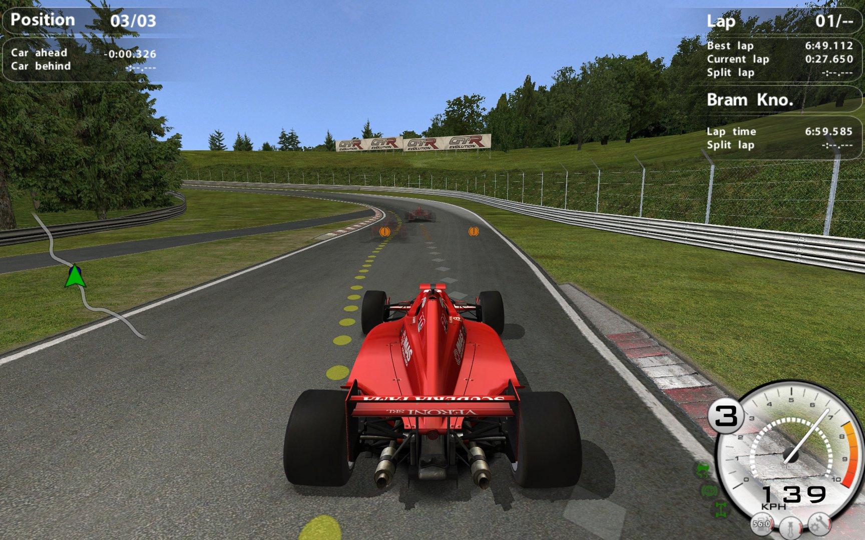 GTR Evolution 6
